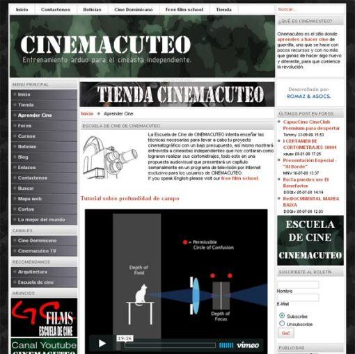 Cinemacuteo.com
