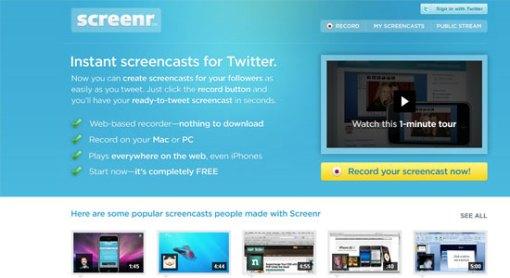 screenr