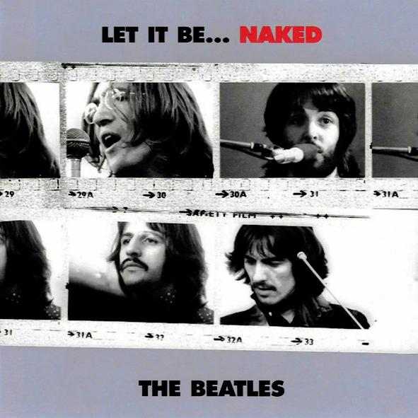 let it b e naked: