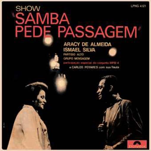 Show Samba pede passagem
